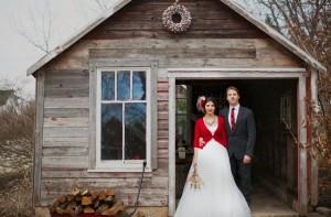 vestuvės žiema