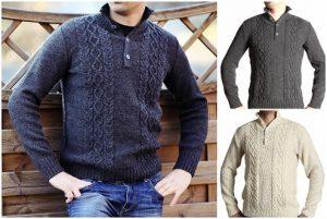 vyriski megztiniai