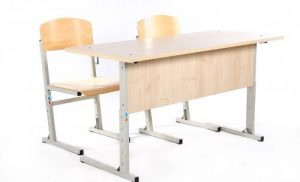 baldai mokyklai