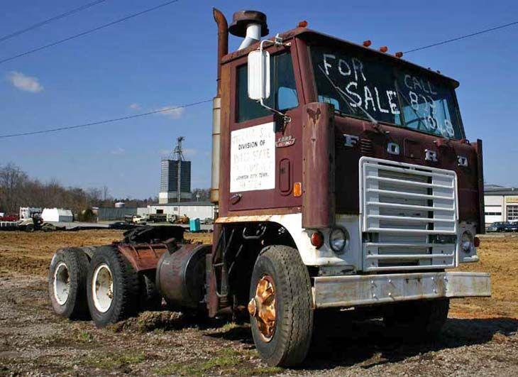 senas sunkvezimis