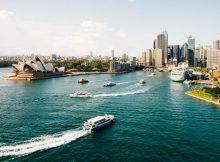Pigus skrydziai i Sidneju