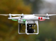 Dronu taisymas