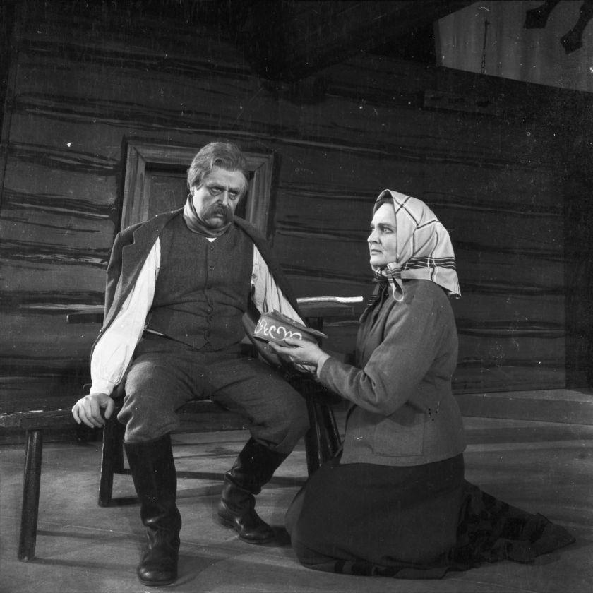 Mirė teatro aktorius Antanas Tarasevičius (1924-2019)