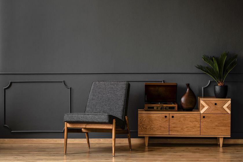 Dizainerė pataria: juoda spalva interjere – kodėl nereikia jos bijoti?