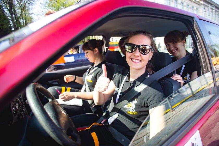 """Lietuvos """"moterų Dakaru"""" vadinamas """"Moterų ralis"""" skelbia registracijos pradžią"""