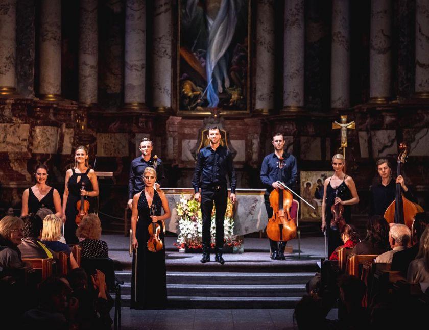 """""""Klasika visiems"""" kviečia išgirsti modernios klasikos opusą"""
