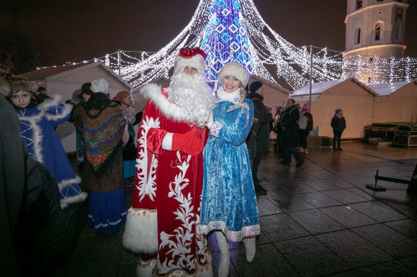 Vilnius švenčia Stačiatikių Kalėdas