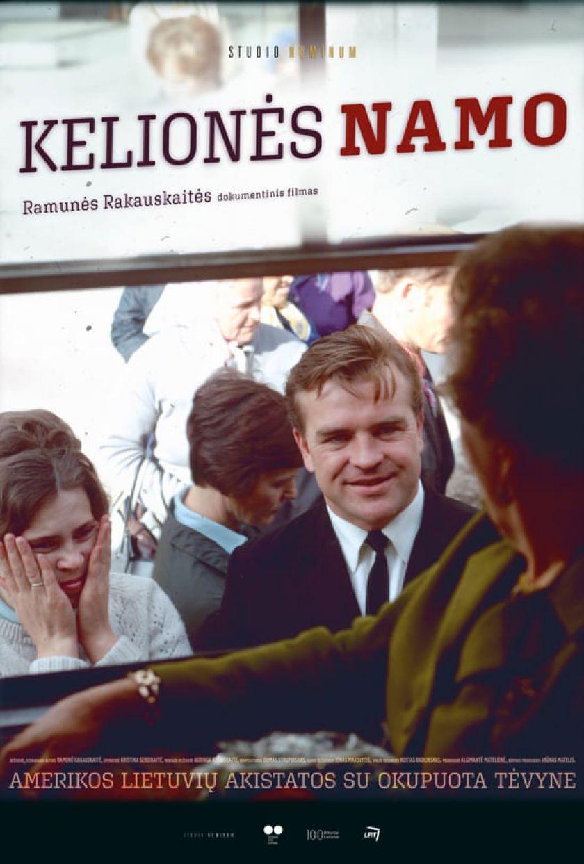 """Filme """"Kelionės namo"""" – Amerikos lietuvių akistatos su okupuota tėvyne"""
