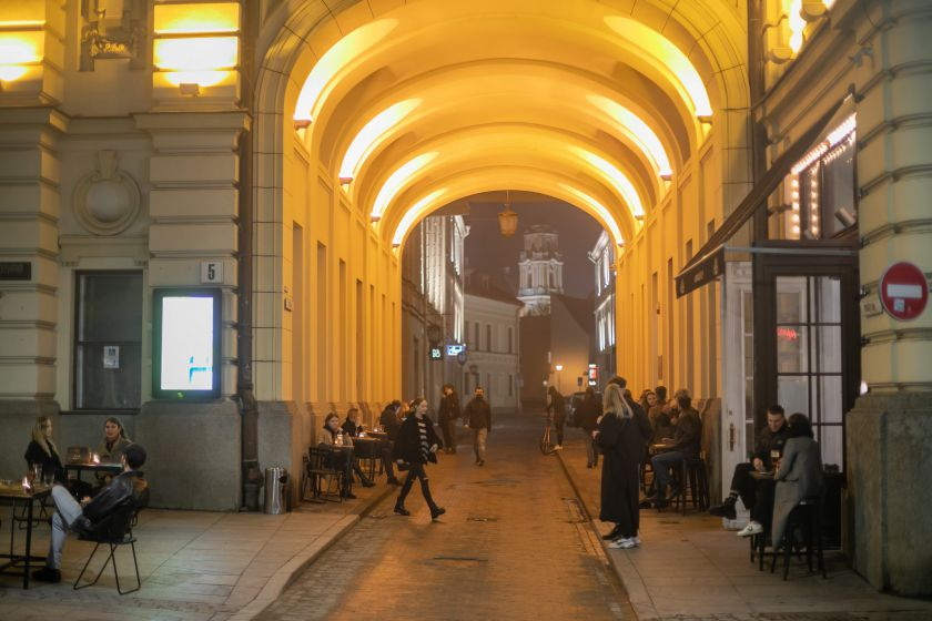 Vilnius mažina finansinę naštą renginių prekybos vietose organizatoriams