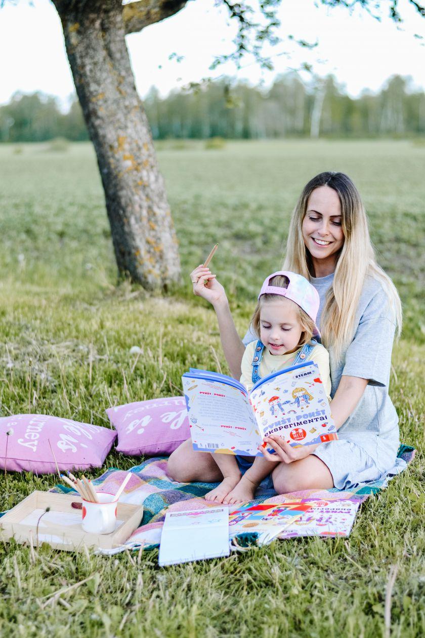 Finansų atmintinė būsimiems tėvams: 4 žinomos mamos Bertos Garuckės taisyklės