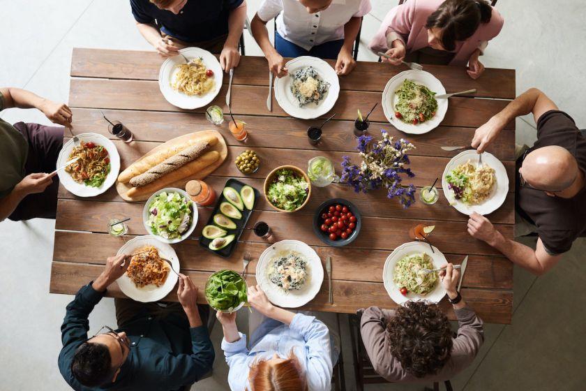 Keturios idėjos šeimos vakarienei iki 10 eurų