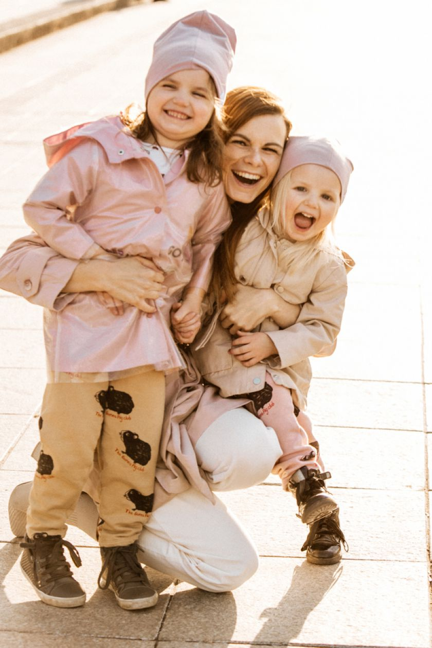 """Laura Mazalienė: """"Karantinas išmokė ne tik būti, bet ir dirbti su vaikais"""""""