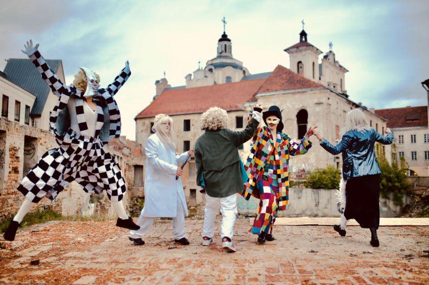 Šį savaitgalį Vilniuje – spalvingas Užupio Venecijos karnavalas