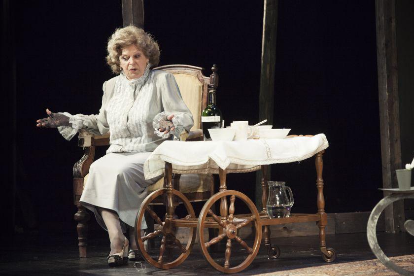 Anapilin iškeliavo teatro ir kino legenda Gražina Balandytė (1937-2020)
