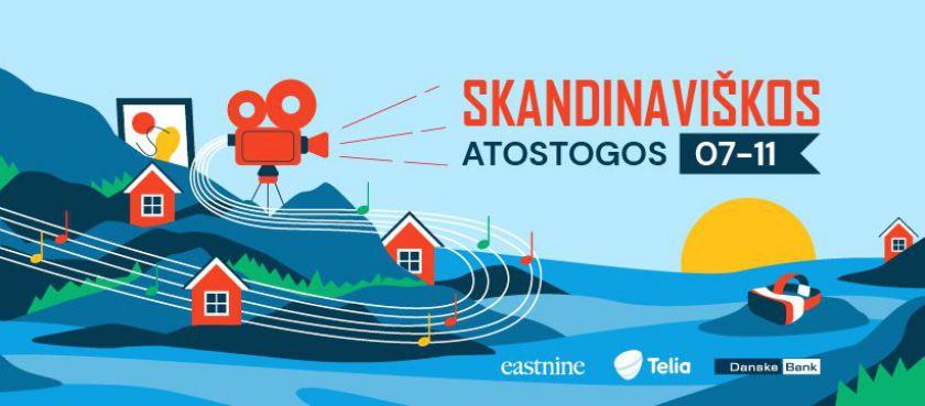 Skandinaviją kvies patirti Vilniuje: laukia nauji skoniai, gyva muzika ir kinas po atviru dangumi