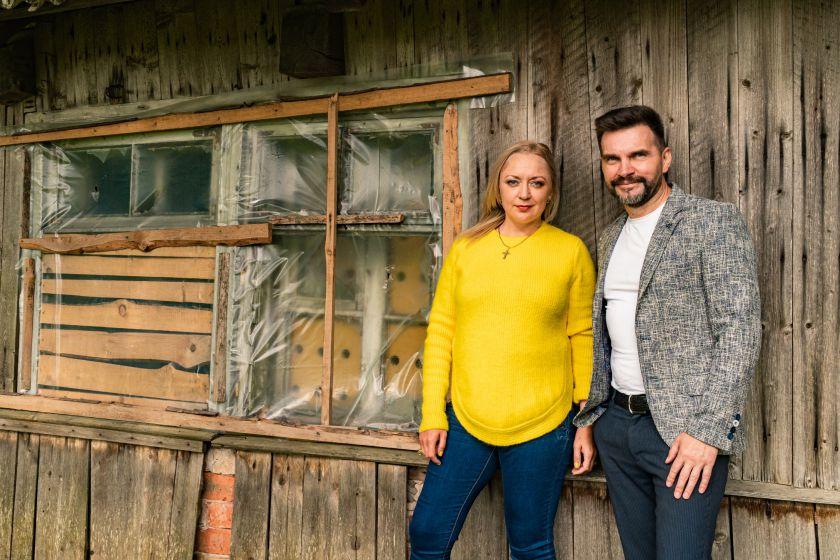 """""""Funky"""" solistės Beata Wilkin-Judickienė ir Igorio Jarmolenkos socialinė akcija susilaukė didžiulio susidomėjimo"""
