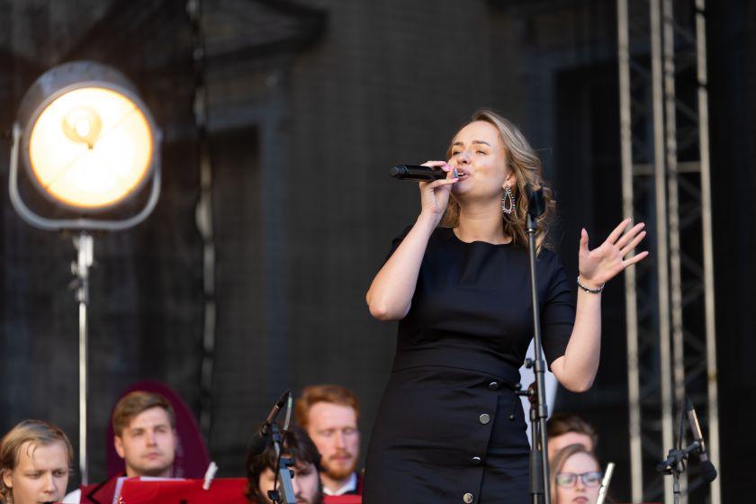 """Vilniaus universiteto pučiamųjų orkestras """"Oktava"""" pristato albumą """"Muzika, kuri jungia"""""""