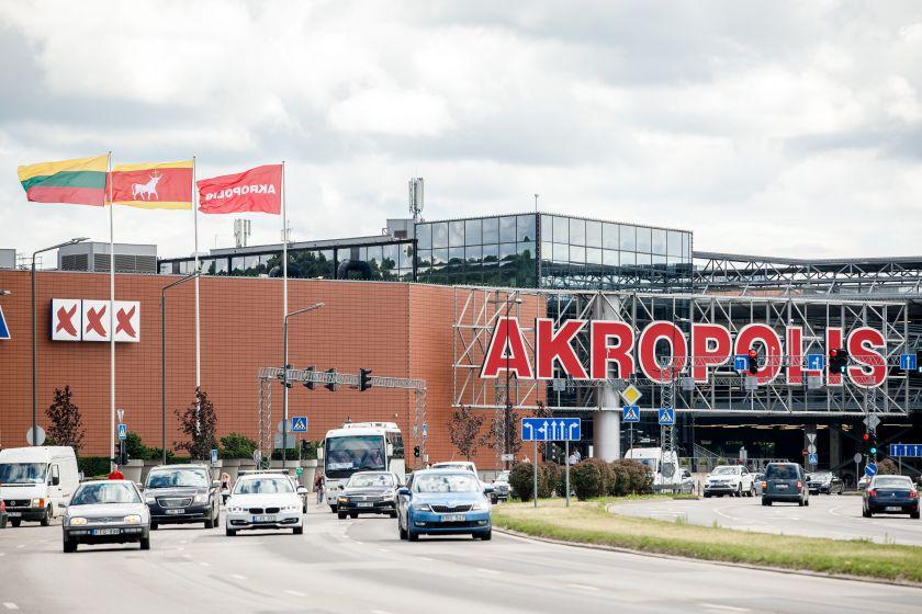 """Šalyje švelnėjant karantinui, """"Kauno Akropolis"""" vėl atveria duris – ką būtina žinoti vykstantiems apsipirkti?"""