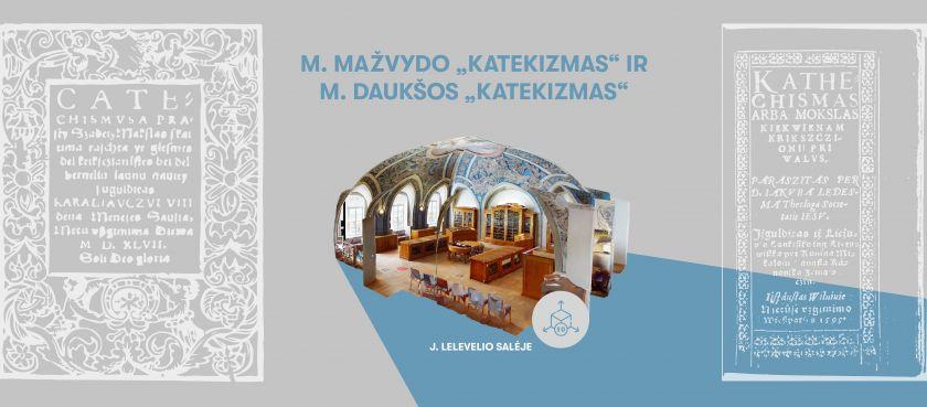 Universiteto gimtadieniui skirtoje ekspozicijoje – pirmosios lietuviškos knygos ir galimybė pasižvalgyti vienoje gražiausių bibliotekos salių