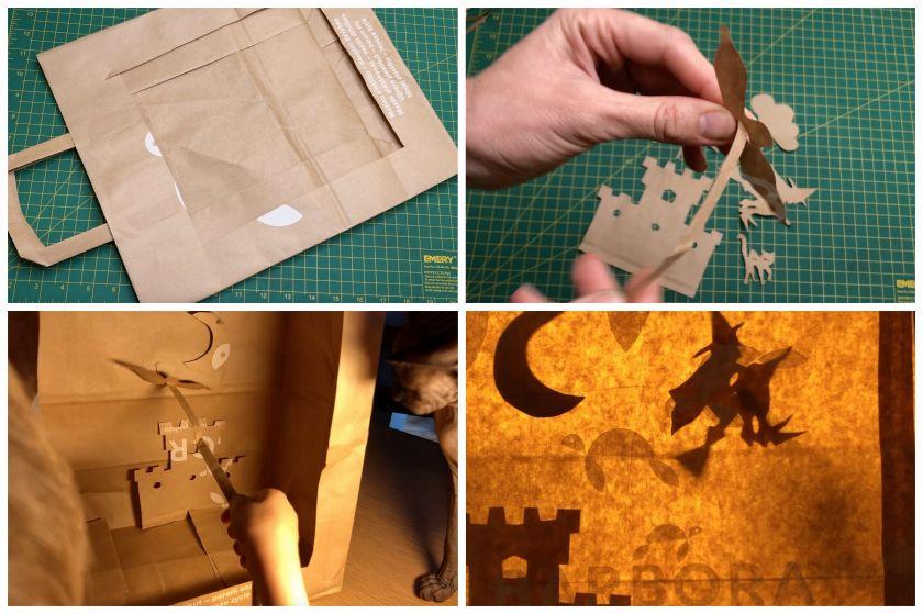 10 netikėtų būdų pernaudoti popierinius pirkinių maišelius