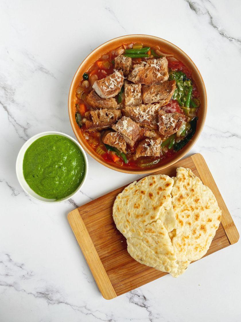 """""""Nestoras maistas"""" tinklaraštininkė I. Greičiūnaitė: vieni skaniausių patiekalų gimsta iš maisto likučių + receptas"""