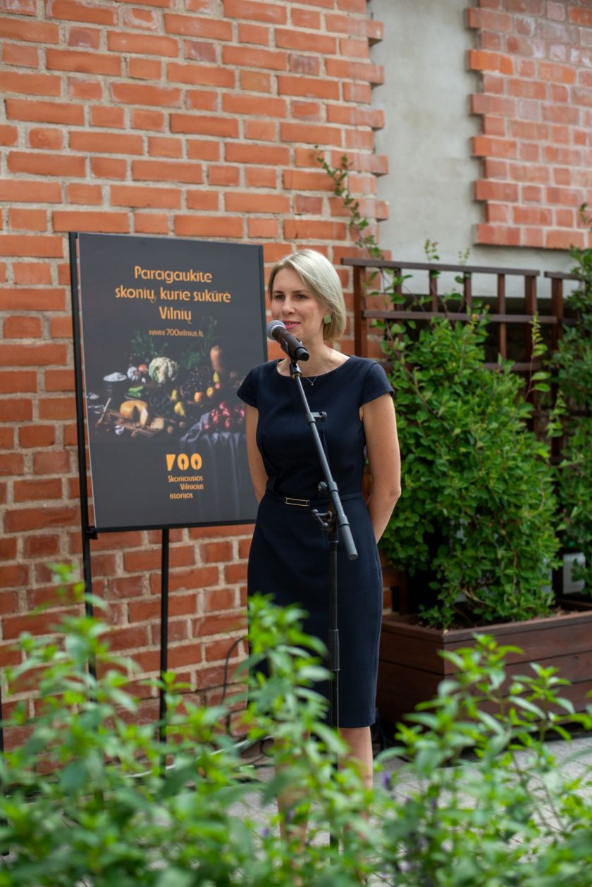 Vilnius pristato skaniausias miesto istorijas: su gastronomijos ekspertais šios dienos virtuvei pritaikė istorinius sostinės receptus