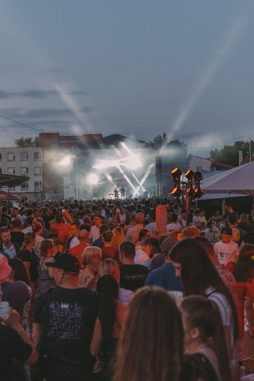 Klaipėdoje užgimęs Aludarių festivalis atšvęstas jau 7-ą kartą: linksminosi net prie 4 scenų