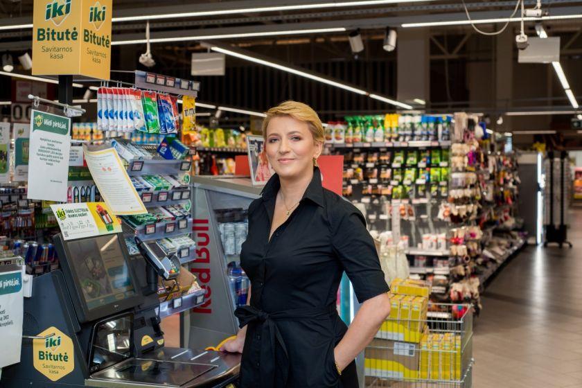 """Pirmąjį pusmetį prekybos tinklas """"Iki"""" į plėtrą ir atsinaujinimą investavo beveik 10 mln. eurų"""