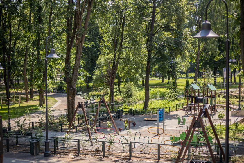 Reformatų sodas grįžta atsinaujinęs: atidarymas jau šiandien