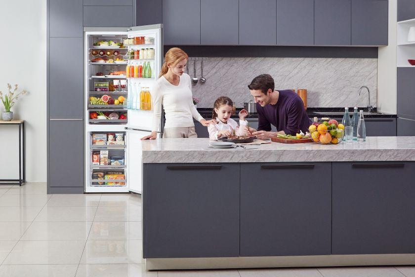 Ekspertai paaiškina, į ką atkreipti dėmesį renkantis naują šaldytuvą