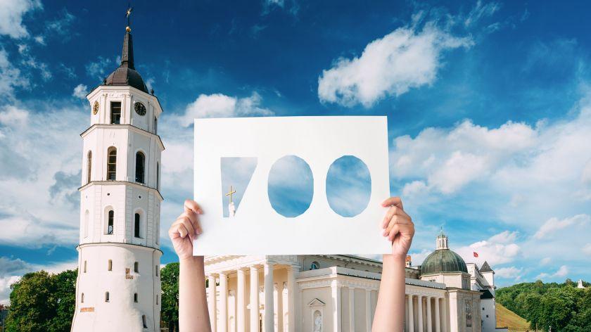 Prie artėjančio Vilniaus 700-ojo gimtadienio minėjimo jungiasi vis daugiau partnerių–  šventė apjungsskirtingas sritis