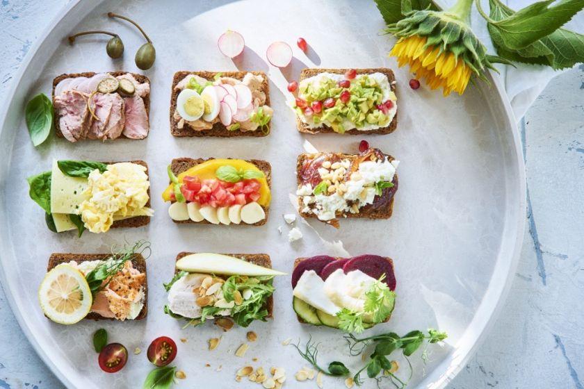 Pusryčiai vyturiams ir pelėdoms: 5 neįprasti sumuštinių receptai