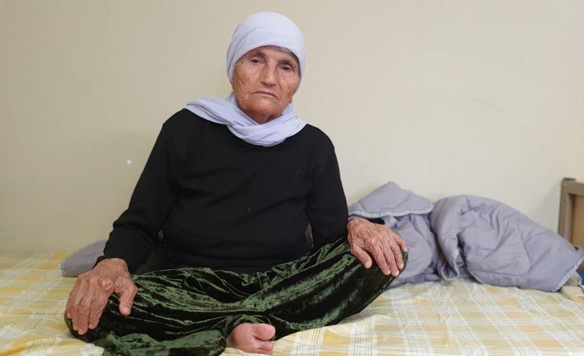 Iš Irako atvykusi senolė Sevė: Iš Europos aš nieko nenoriu, tik leiskite man prieš mirtį dar kartą pamatyti vaikus